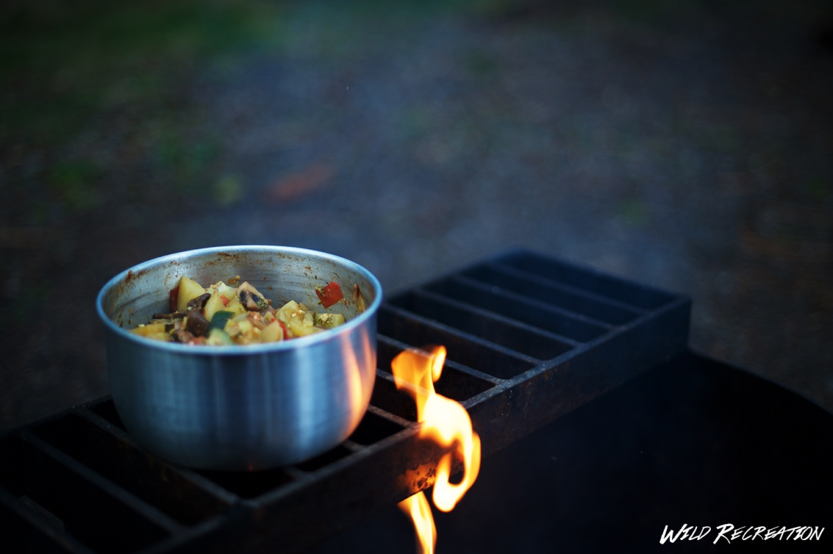 5 Säulen für einen umweltbewussten Outdoor-Lifestyle - Teil 1 Essgewohnheiten