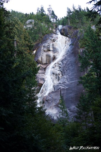 Shannon Falls ©Wild Recreation