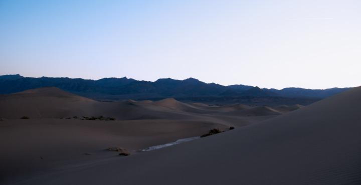 Wenn die Naivität im Death Valleysiegt