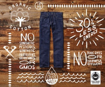 Das Prinzip von Patagonia's Jeans ©Patagonia