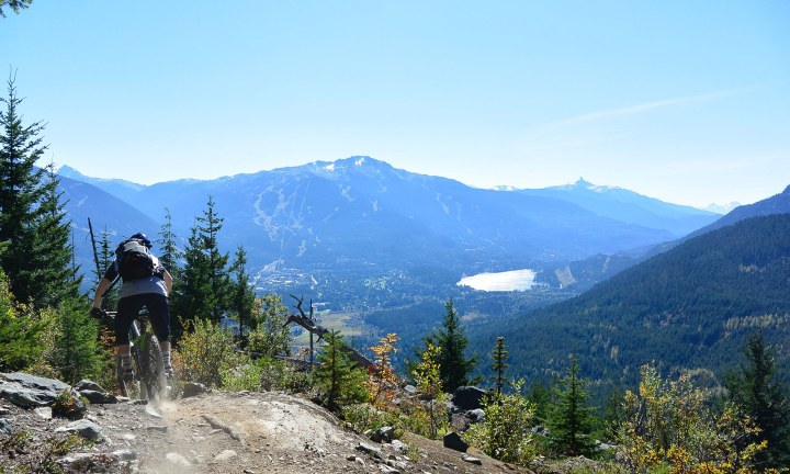 Ist Mountainbiken umweltschädlicher alsWandern?