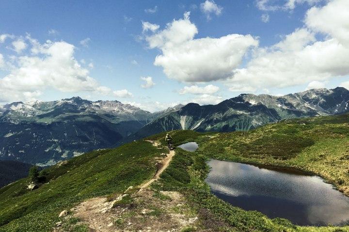 Nachhaltig unterwegs mit dem Mountainbike