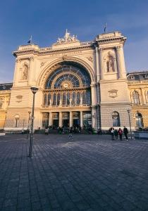 Bahnhof Keleti Budapes
