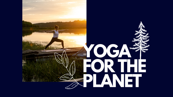 Yoga for the planet
